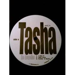 "Tasha Holiday - The Acapellas, 12"", Promo"