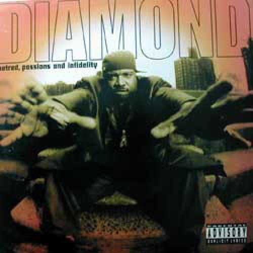 Diamond - Hatred, Passions And Infidelity, 2xLP, Reissue