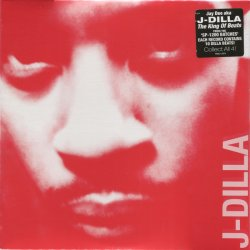 "J-Dilla - Beats Batch 1, 10"""