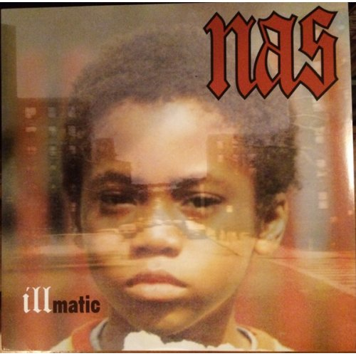 Nas - Illmatic, LP, Reissue