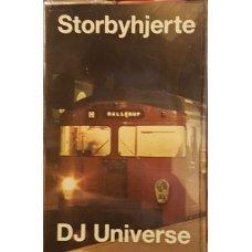 DJ Universe – Storbyhjerte, Cassette