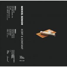 Mikkel Senior – Kort & Kontant, Cassette