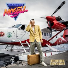 "Marvelous Mosell - International Breakthrough, 12"", EP (Blue Marble vinyl edition)"
