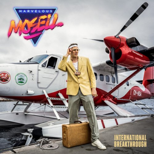 "Marvelous Mosell - International Breakthrough, 12"", EP (Yellow black spatter vinyl edition)"