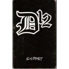 D12 - Detroit, What? Snippet, Promo, Sampler, Cassette