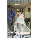 Geto Boys - We Can't Be Stopped, Cassette