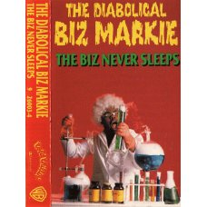 Biz Markie - The Biz Never Sleeps, Cassette