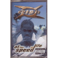Xzibit - At The Speed Of Life, Cassette