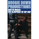 Boogie Down Productions - Ghetto Music: The Blueprint Of Hip Hop, Cassette