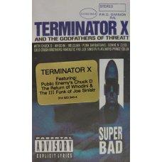 Terminator X - Super Bad, Cassette