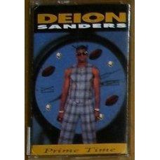 Deion Sanders - Prime Time, Cassette