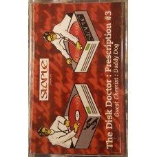 Daddy Dog - The Disk Doctor : Prescription #3, Cassette