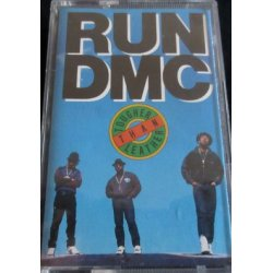 RUN DMC - Tougher Than Leather, Cassette