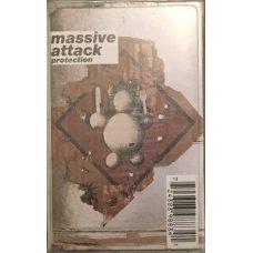 Massive Attack - Protection, Cassette