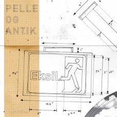 Pelle & Antik - Eksil, LP