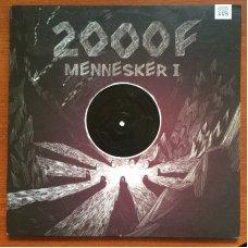 """2000F - Mennesker I, 12"""", EP"""