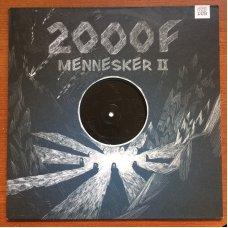 "2000F - Mennesker II, 12"", EP"