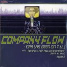"""Company Flow / Cannibal Ox - Iron Galaxy / DPA (As Seen On T.V.), 2x12"""""""