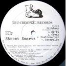 "Street Smartz - Problemz / Metal Thangz, 12"""