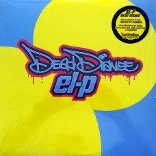"""El-P - Dead Disnee, 12"""""""