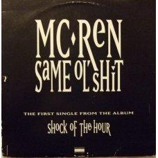 "MC Ren - Same Ol' Shit, 12"""