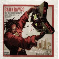 "Saukrates - The Underground Tapes Vol. 2, 12"", EP"