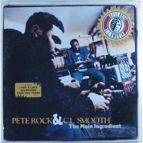 Pete Rock & C.L. Smooth - The Main Ingredient, 2xLP