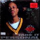 """Gang Starr - Take It Personal, 12"""""""