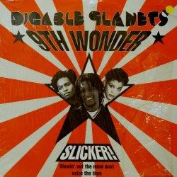 "Digable Planets - 9th Wonder (Blackitolism), 12"""