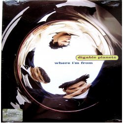 """Digable Planets - Where I'm From, 12"""""""