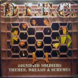 """D.I.T.C. - Dignified Soldiers / Themes, Dreams & Schemes, 12"""""""