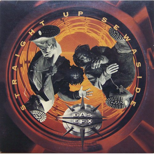 Das EFX - Straight Up Sewaside, LP
