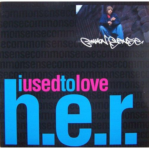 "Common Sense - I Used To Love H.E.R. / Communism, 12"""