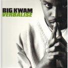 """Big Kwam - Verbalise, 12"""""""