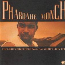 "Pharoahe Monch - The Light / Right Here (Remix) / Livin' It Up, 12"""