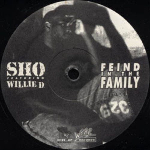 """Sho - Fiend In The Family, 12"""", Promo"""
