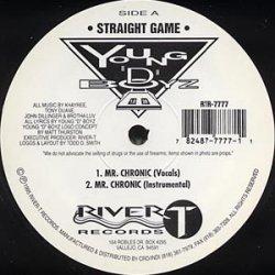 """Young """"D"""" Boyz - Mr. Chronic, 12"""""""