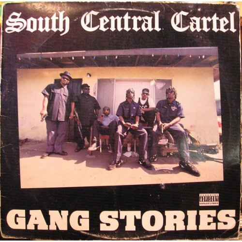 """South Central Cartel - Gang Stories, 12"""""""