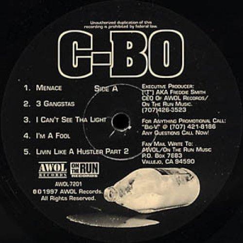 C-Bo - One Life 2 Live, LP