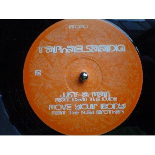 """Raphael Saadiq - EP, 12"""", Promo"""