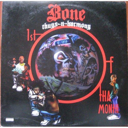 "Bone Thugs-N-Harmony - 1st Of Tha Month, 12"""