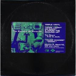 E-40 - The Element Of Surprise, 3xLP