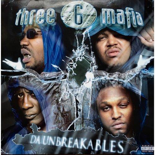 Three 6 Mafia - Da Unbreakables, 2xLP
