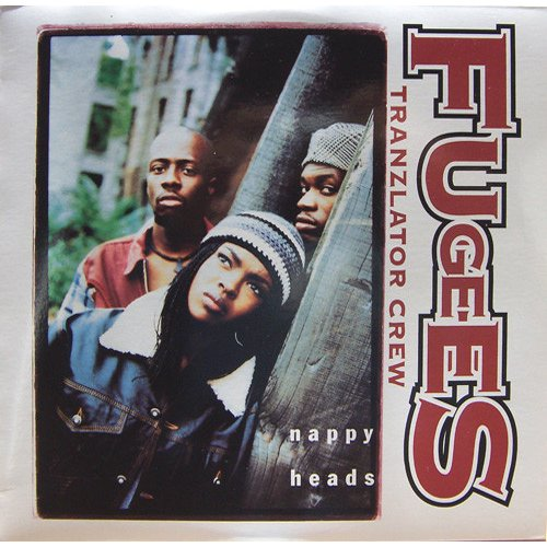 """Fugees - Nappy Heads, 12"""""""