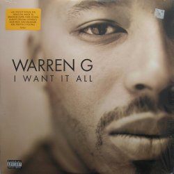 Warren G - I Want It All, 2xLP