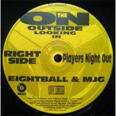 "Eightball & MJG - Players Night Out, 12"""