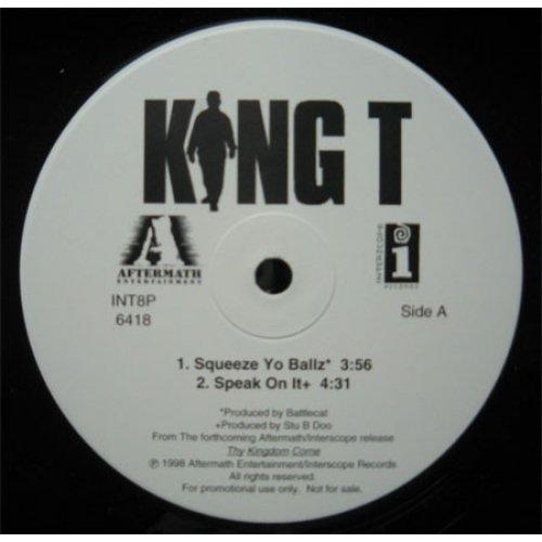 "King T - Thy Kingdom Come, 12"", Sampler, Promo"