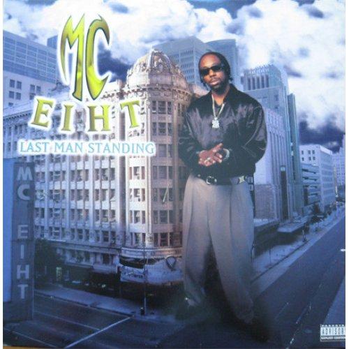 MC Eiht - Last Man Standing, 2xLP