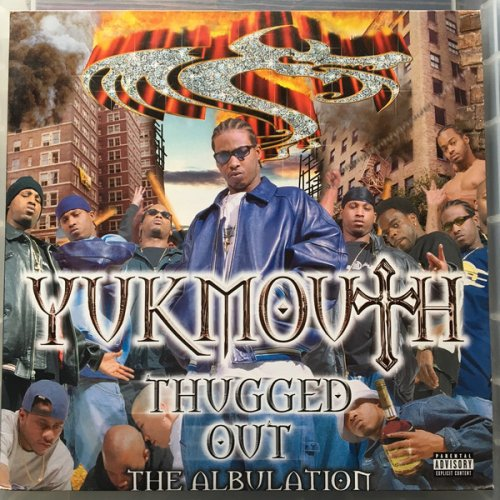 Yukmouth - Thugged Out: The Albulation, 2xLP