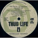 """Thug Life - How Long Will They Mourn Me? / Str8 Ballin', 12"""", Promo"""